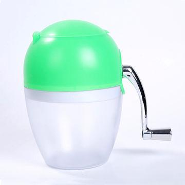 Ice crusher machine for home use