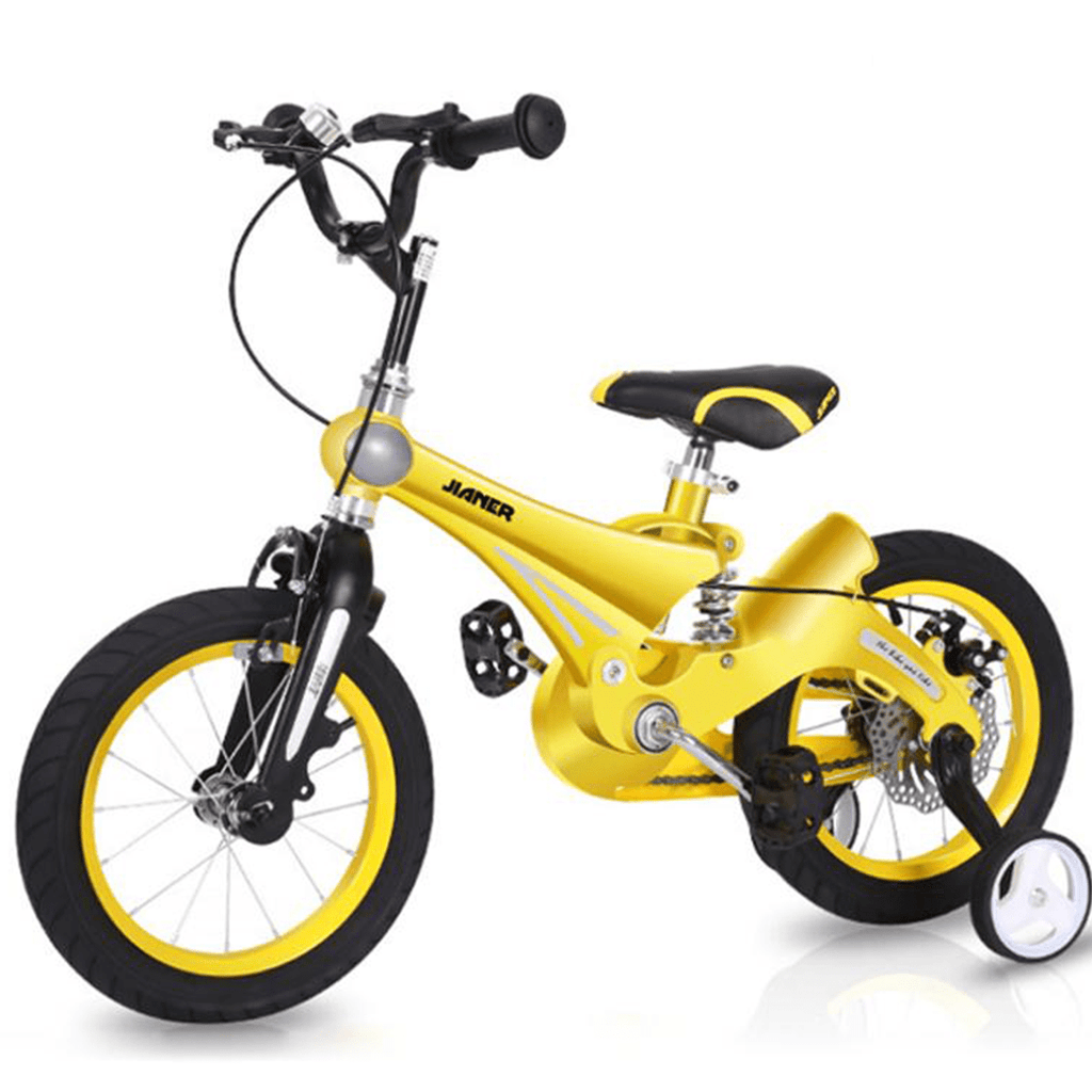 Little Angel -   Jianer Kids Bike Yellow