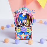 Robotime DIY Cartoon Music Box - Amusement Park AMD41