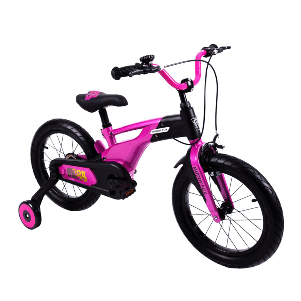 F600 Kids Bike 16 Inch - Little Angel - Red