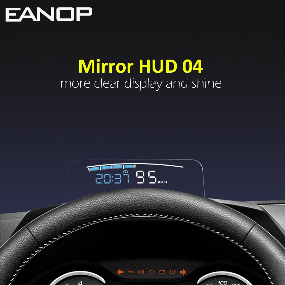 Car HUD Mirror Car Head up display