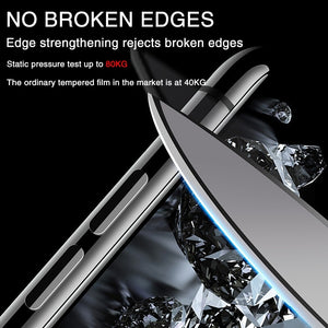Luxury Glass Screen Protector For iPhone