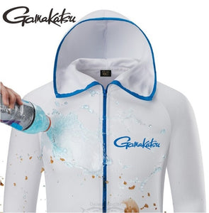 Breathable Waterproof Fishing Shirt