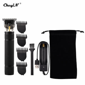 Cordless Close Hair Cutting Trimmer