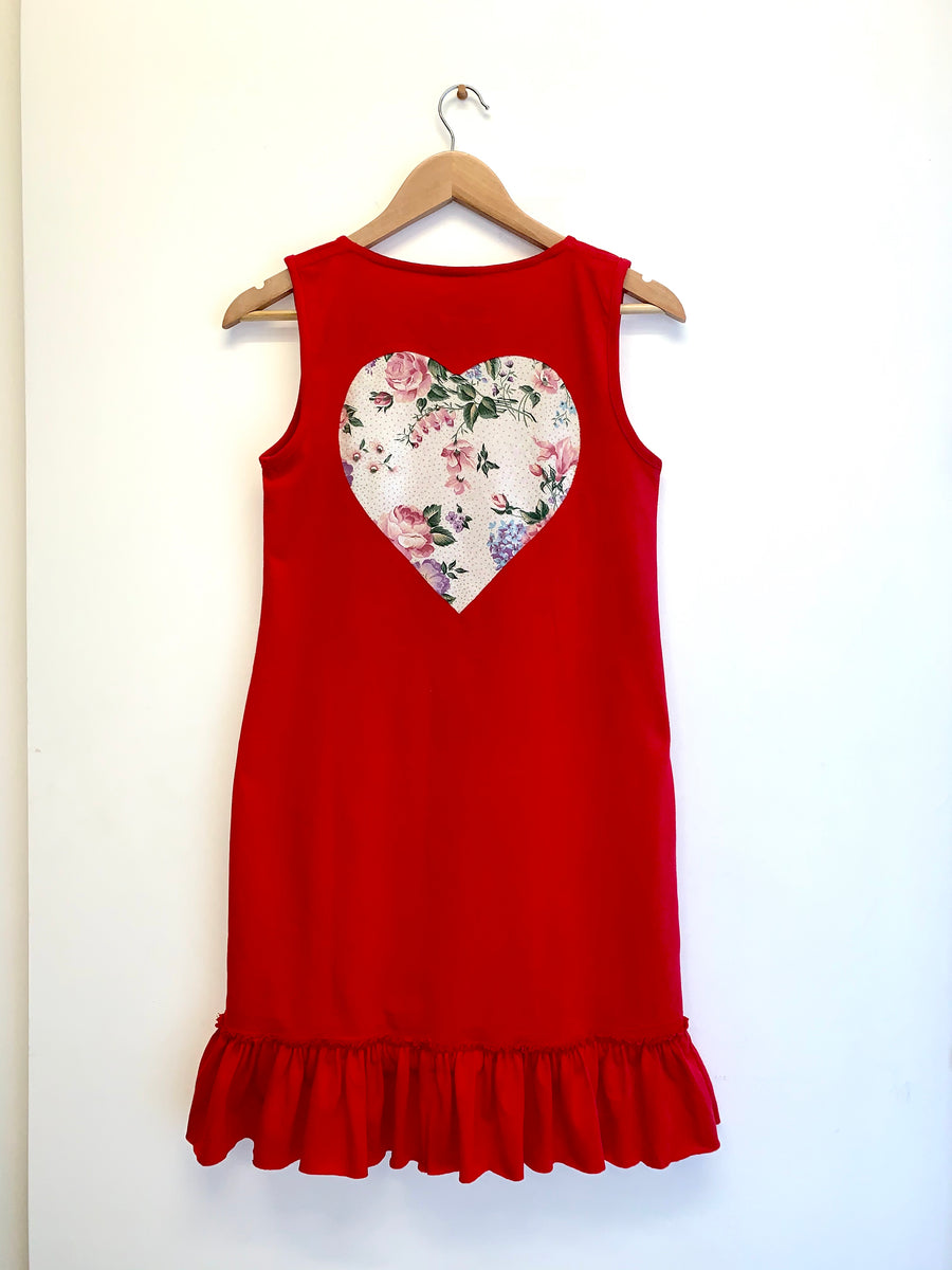 green at heart dress | size 13