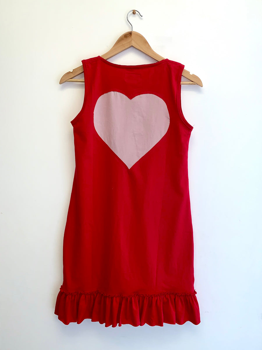 green at heart dress | size 12