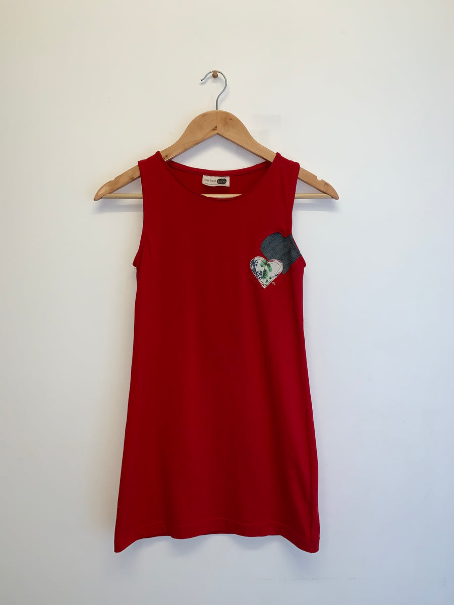 green at heart dress |size 9
