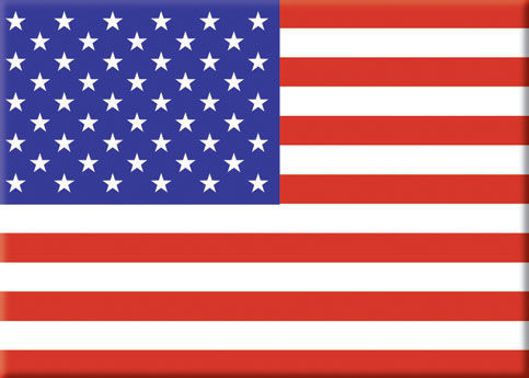 United States of America Flag - Magnet