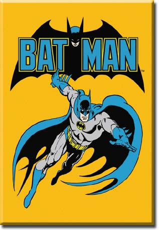 Batman - Batman Retro - Magnet