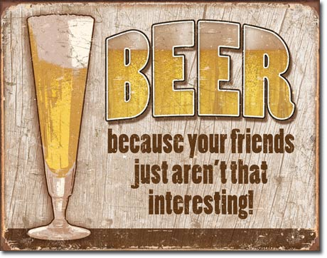 Beer -Friends - Magnet