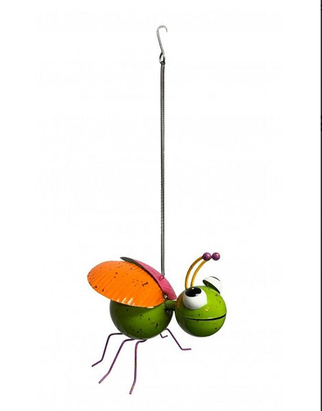 Bouncing Bug - Scrap Metal Figure