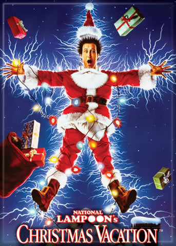 Christmas Vacation - Movie Poster - Magnet