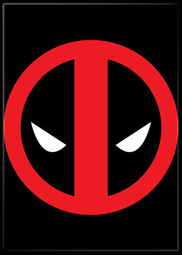 Deadpool - Logo- Magnet