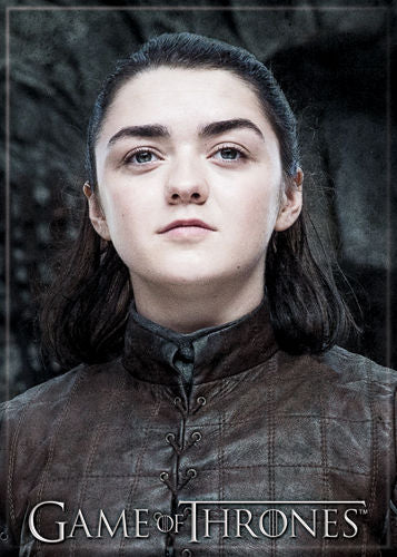 Game of Thrones - Arya Stark - Magnet