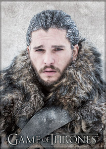 Game of Thrones - John Snow - Magnet