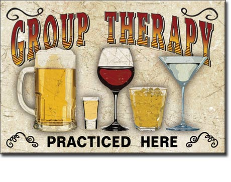 Liquor - Group Therapy - Magnet