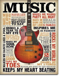 Music - Guitar - Magnet