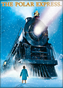 Polar Express - Movie Poster - Magnet