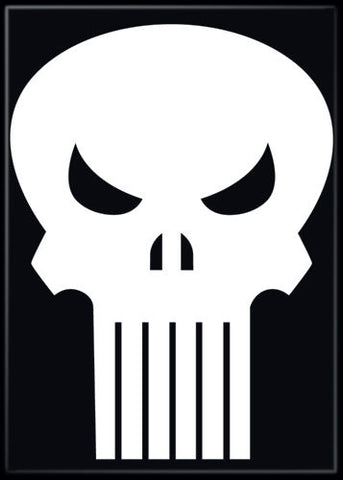 Punisher  - Logo - Magnet