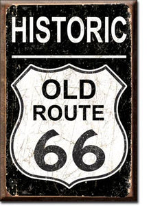 Route 66 - Old Route 66 - Magnet