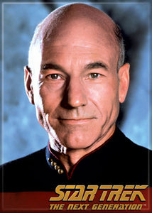 Star Trek - Captain Picard - Magnet