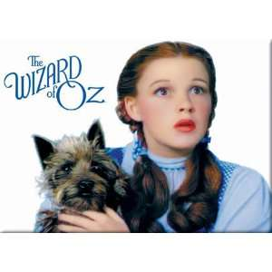 Wizard of Oz - Dorothy and Toto - Magnet