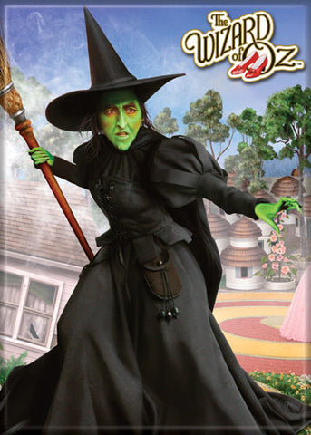 Wizard of Oz - Wicked Witch - Magnet