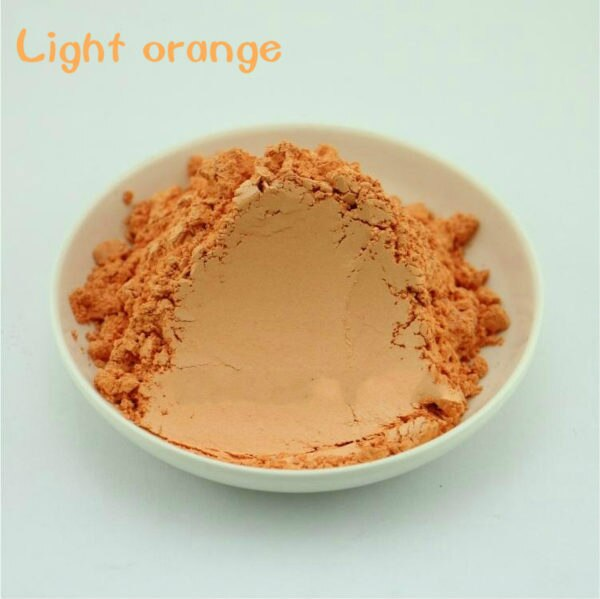 30g  Healthy Natural Mineral Mica Powder Diy For Soap Dye Soap Colorant  makeup eyeshadow Soap Powder  Free Shipping