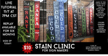 Load image into Gallery viewer, Stain Clinic for Sign Makers