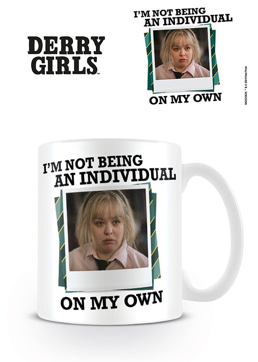 Official Derry Girls Mug (Clare Devlin)