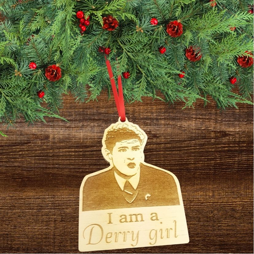 Derry Girls Decorations