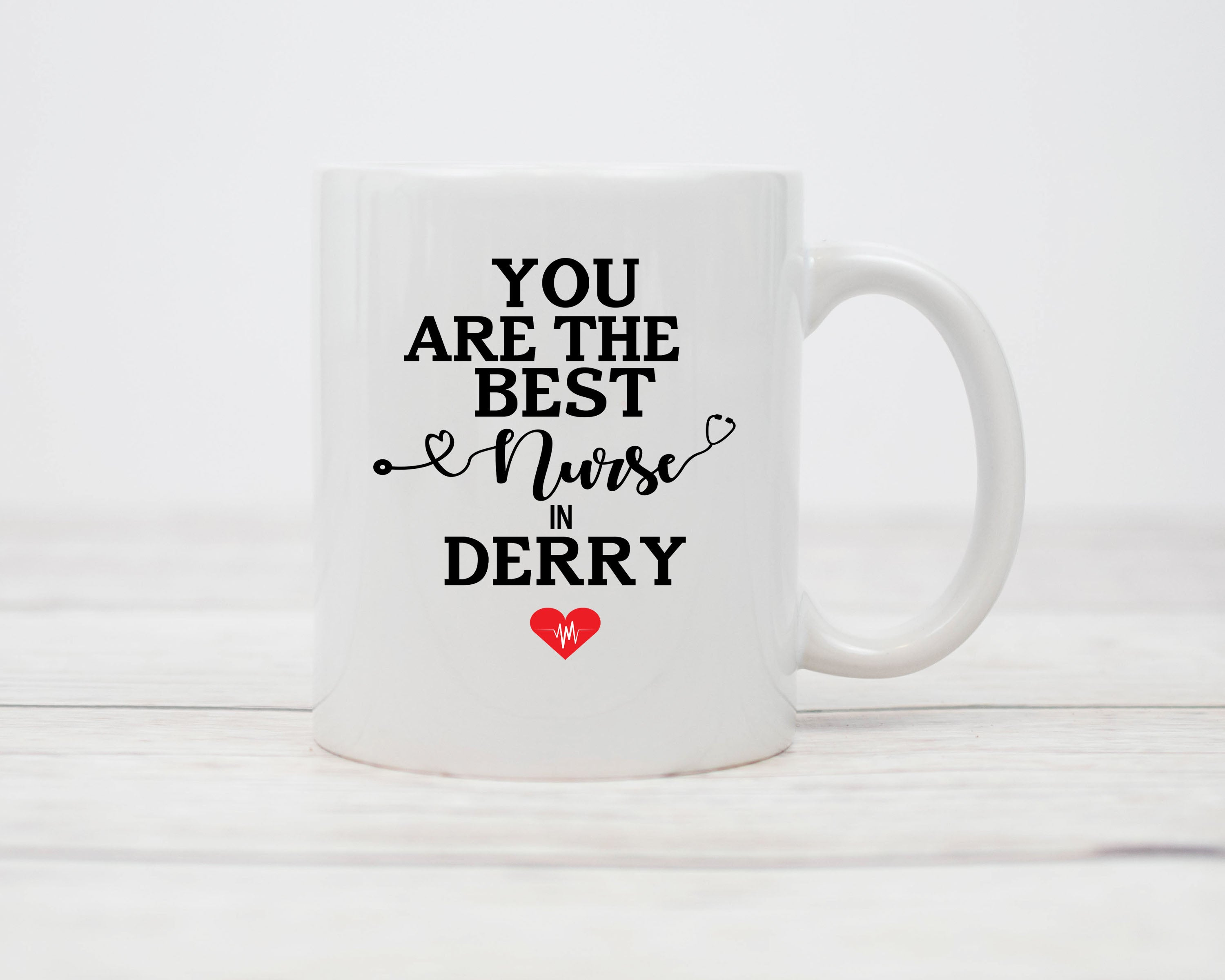 Best Nurse in Derry Cup