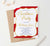 CPI009 candy cane striped border christmas party invites with santa hat gold red 2