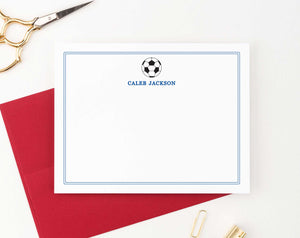 KS013 personalized soccer kid stationary with border soocer ball sport sports 1