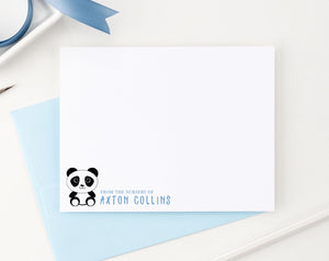 KS108 from the nursery of panda stationery set for boys and girls kids pandas animal cute baby personalized