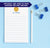 NP041 personalized lion notepads for kids animal paper lined