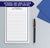 NP076 from the desk of personalized note pad for men and women letter writing stationery LINED