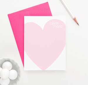 PS022 huge heart stationary personalized for women hearts elegant 1