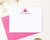 ks184 camp stationary with teepee tent for girls cute boho