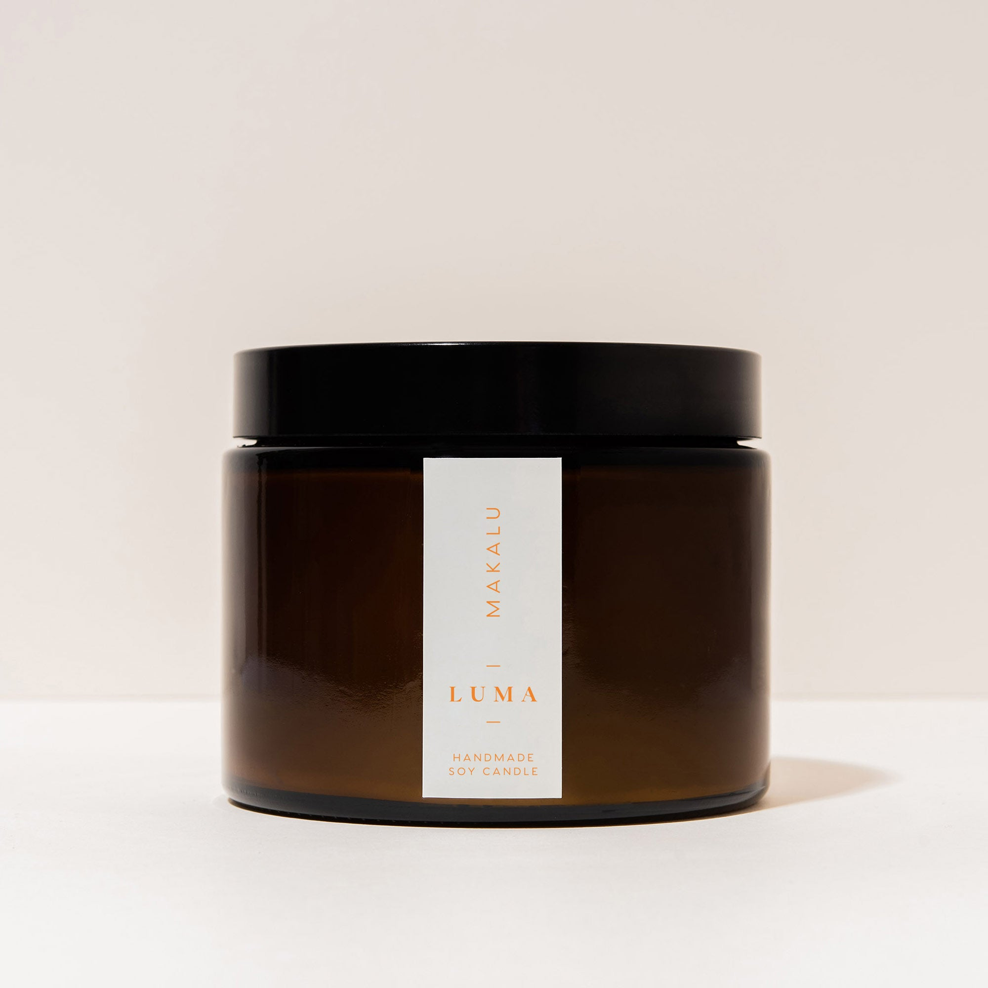 Makalu | Handmade Soy Wax Candle - Luma Candles