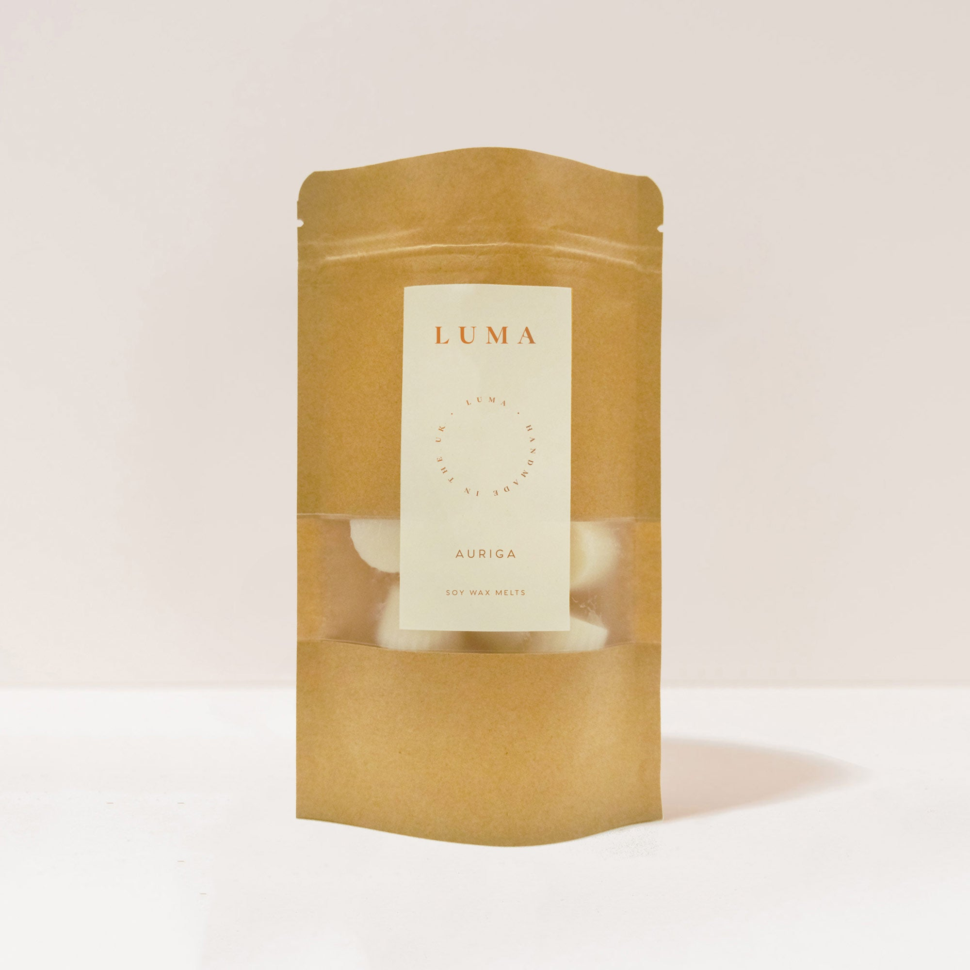 Auriga | Lemon | Soy Wax Melts