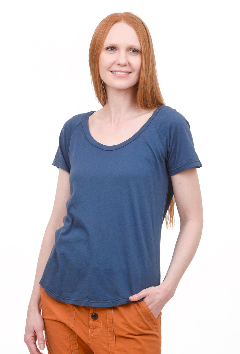 Easy Lover Top, Marine