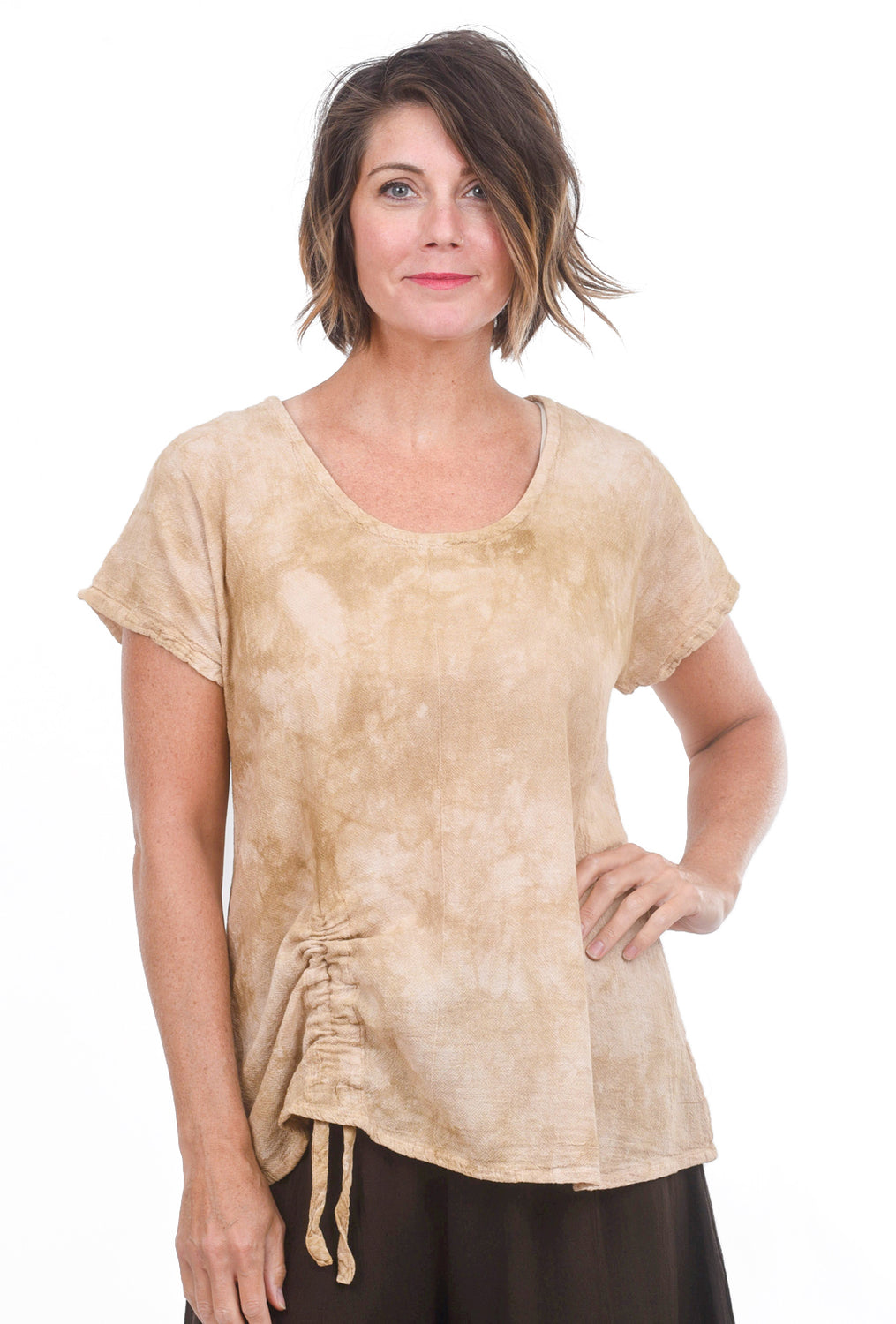 Ana Top, Washed Sand