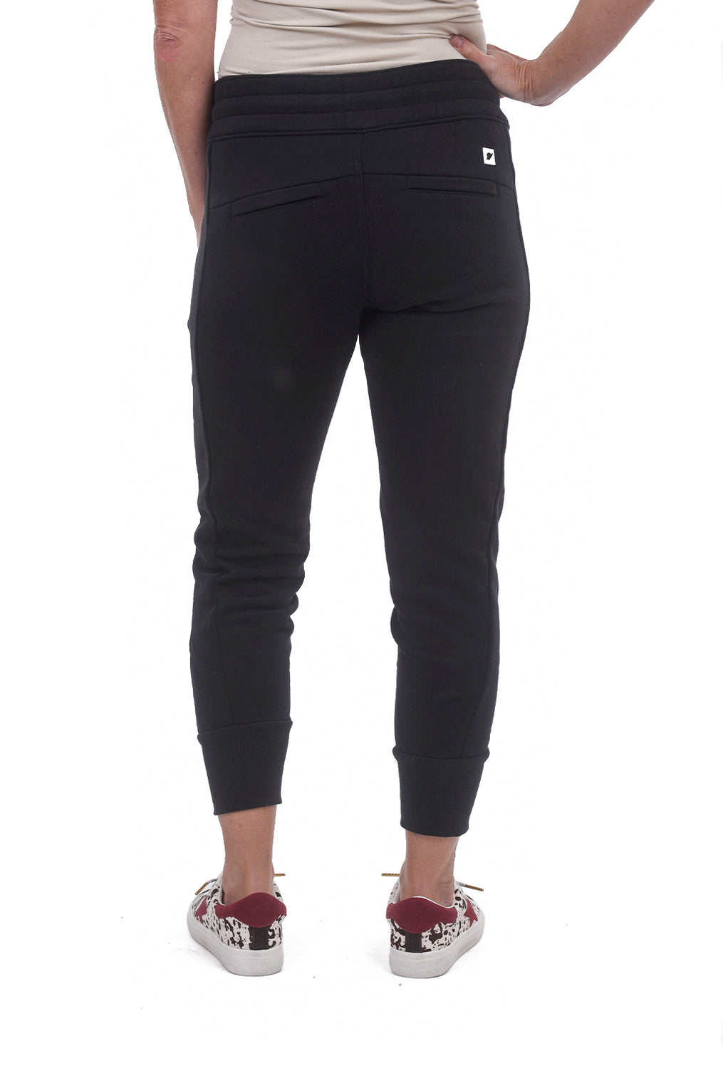 Kelly Jogger Pants, Black