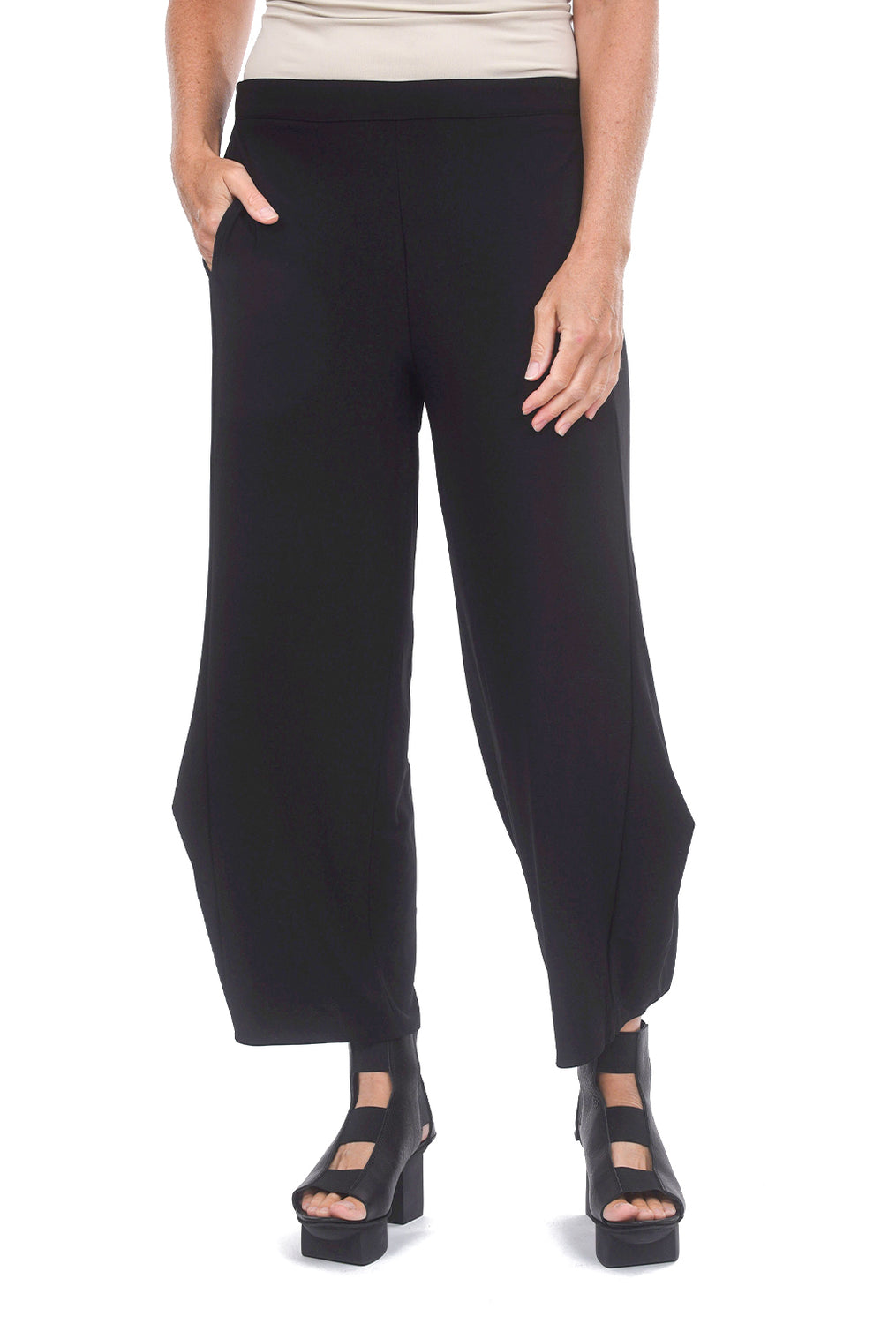 Foundation Sadie Pants, Black