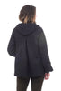City Slicker Raincoat, Black