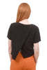 Backstock Top, Black