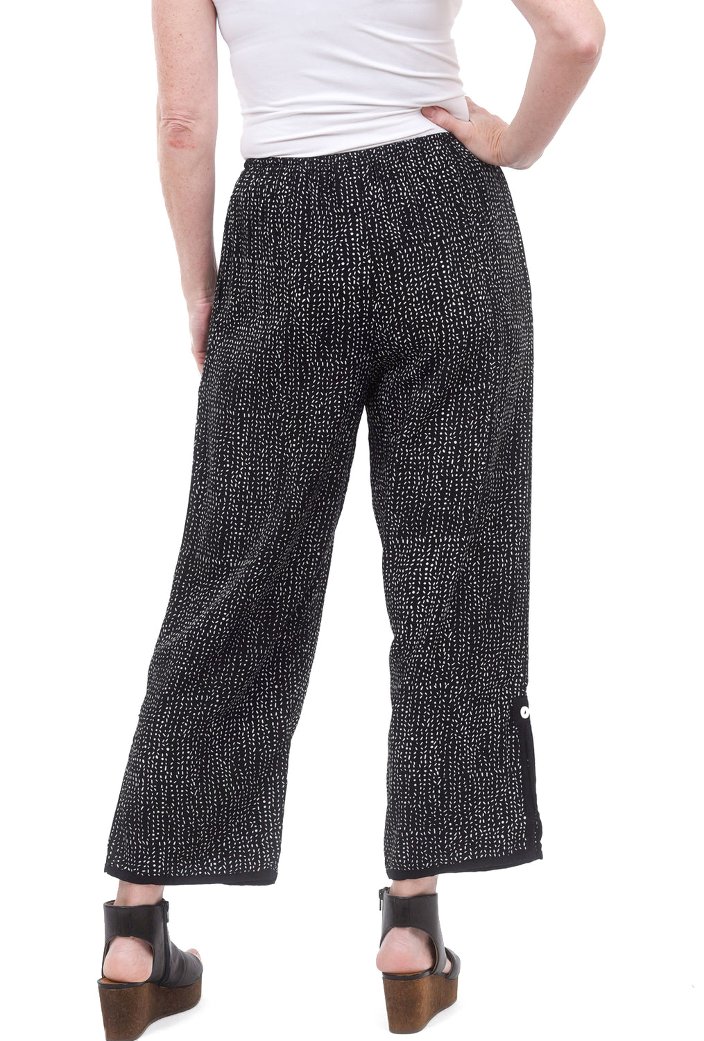 BB Dot Pants, Black