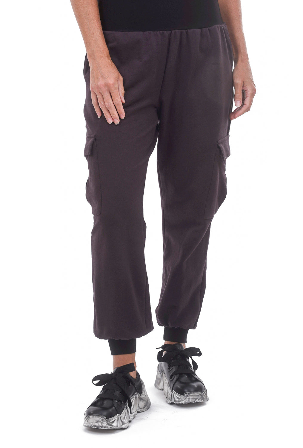 Cargo Sweatpants, Raisin