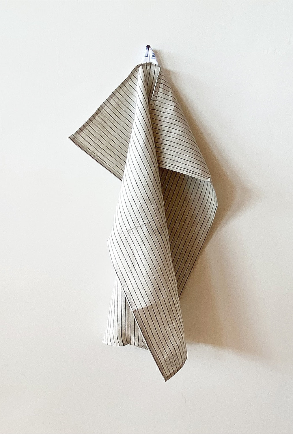 Linen Kitchen Towel, Stanley Stripe